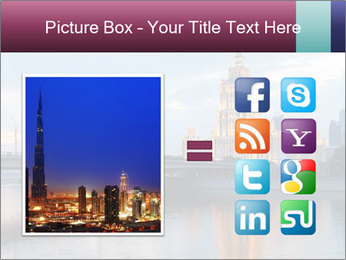 Bridge and Hotel PowerPoint Template - Slide 21