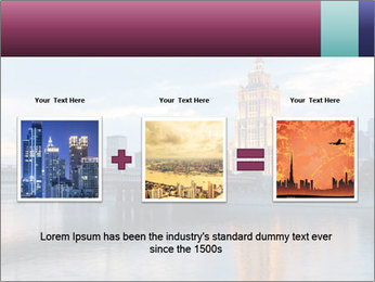 Bridge and Hotel PowerPoint Template - Slide 22