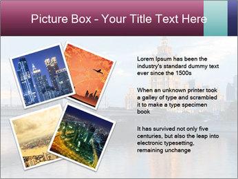Bridge and Hotel PowerPoint Template - Slide 23
