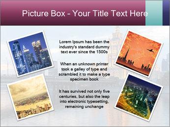 Bridge and Hotel PowerPoint Template - Slide 24