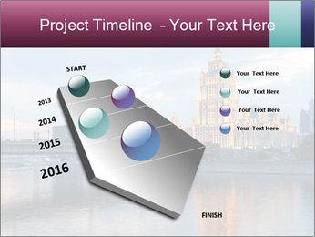 Bridge and Hotel PowerPoint Template - Slide 26