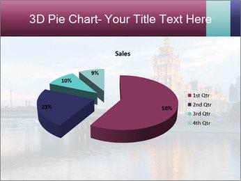 Bridge and Hotel PowerPoint Template - Slide 35