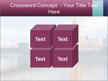 Bridge and Hotel PowerPoint Template - Slide 39
