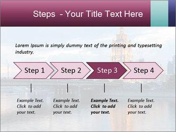 Bridge and Hotel PowerPoint Template - Slide 4