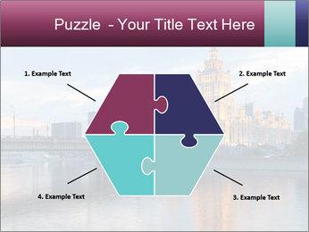 Bridge and Hotel PowerPoint Template - Slide 40