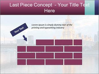 Bridge and Hotel PowerPoint Template - Slide 46