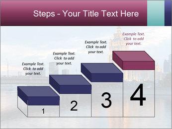 Bridge and Hotel PowerPoint Template - Slide 64