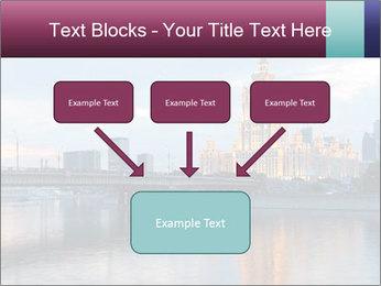 Bridge and Hotel PowerPoint Template - Slide 70