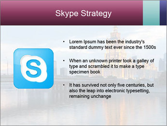 Bridge and Hotel PowerPoint Template - Slide 8
