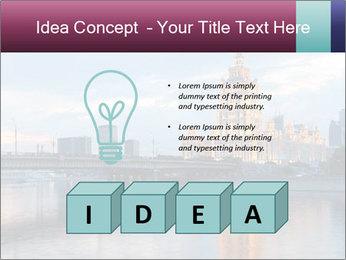 Bridge and Hotel PowerPoint Template - Slide 80