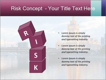 Bridge and Hotel PowerPoint Template - Slide 81