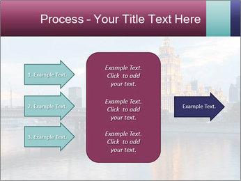 Bridge and Hotel PowerPoint Template - Slide 85