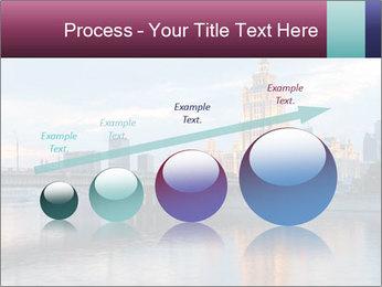 Bridge and Hotel PowerPoint Template - Slide 87