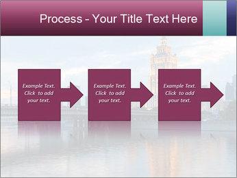 Bridge and Hotel PowerPoint Template - Slide 88