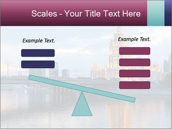 Bridge and Hotel PowerPoint Template - Slide 89