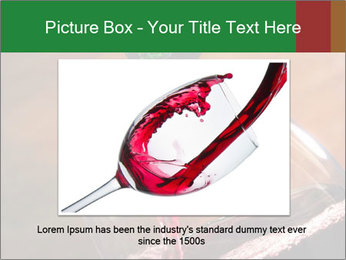 Red wine PowerPoint Template - Slide 15