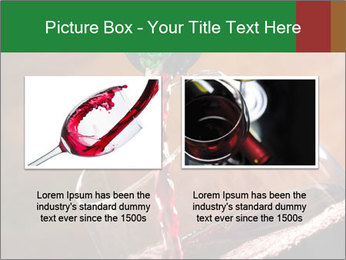 Red wine PowerPoint Template - Slide 18