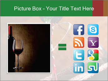 Red wine PowerPoint Template - Slide 21