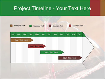 Red wine PowerPoint Template - Slide 25