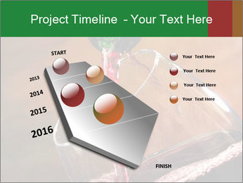Red wine PowerPoint Template - Slide 26