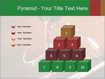 Red wine PowerPoint Template - Slide 31