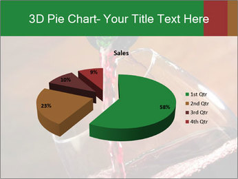 Red wine PowerPoint Template - Slide 35