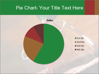 Red wine PowerPoint Template - Slide 36