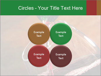 Red wine PowerPoint Template - Slide 38