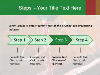 Red wine PowerPoint Template - Slide 4