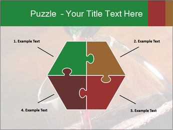Red wine PowerPoint Template - Slide 40