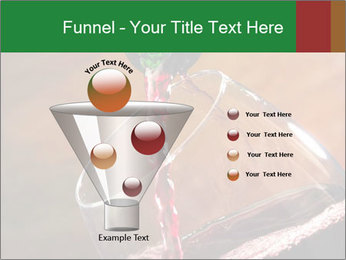 Red wine PowerPoint Template - Slide 63