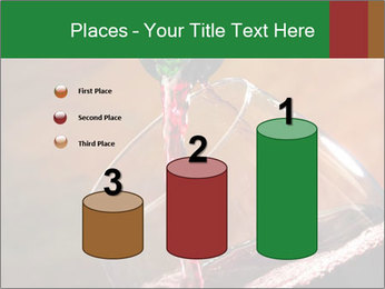 Red wine PowerPoint Template - Slide 65