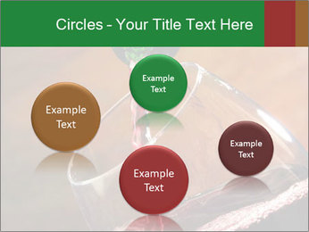 Red wine PowerPoint Template - Slide 77