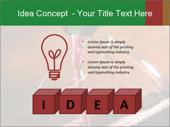 Red wine PowerPoint Template - Slide 80