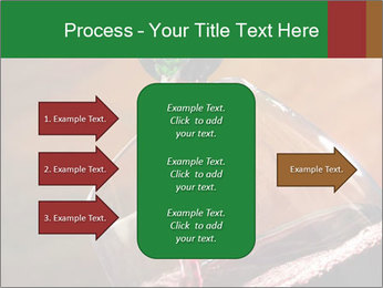 Red wine PowerPoint Template - Slide 85