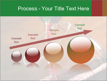 Red wine PowerPoint Template - Slide 87