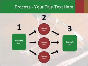 Red wine PowerPoint Template - Slide 92