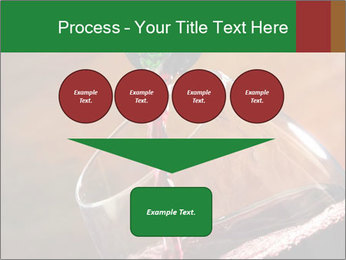 Red wine PowerPoint Template - Slide 93
