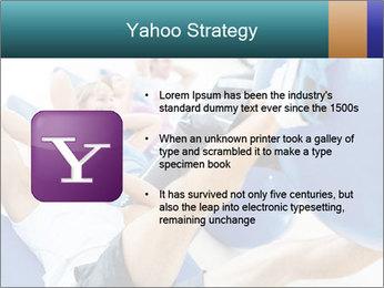 Gym people PowerPoint Template - Slide 11