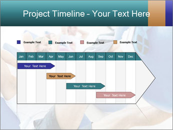 Gym people PowerPoint Template - Slide 25
