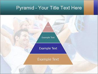 Gym people PowerPoint Template - Slide 30