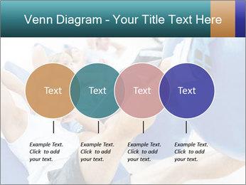 Gym people PowerPoint Template - Slide 32