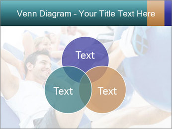 Gym people PowerPoint Template - Slide 33