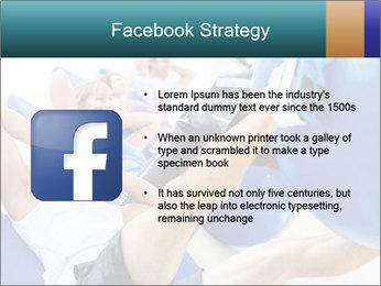 Gym people PowerPoint Template - Slide 6