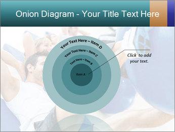 Gym people PowerPoint Template - Slide 61