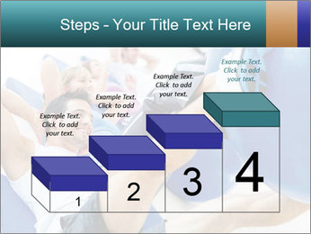 Gym people PowerPoint Template - Slide 64