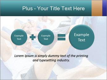 Gym people PowerPoint Template - Slide 75