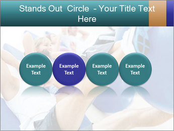 Gym people PowerPoint Template - Slide 76