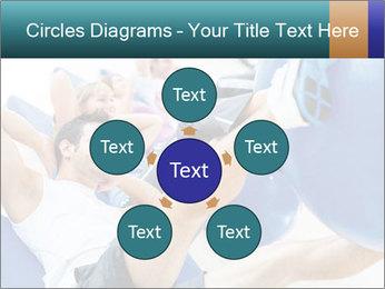 Gym people PowerPoint Template - Slide 78