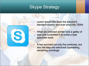 Gym people PowerPoint Template - Slide 8